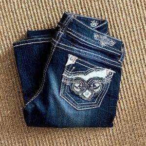 Hydraulic | Lola Slim Boot Jeans size 3/4 EUC